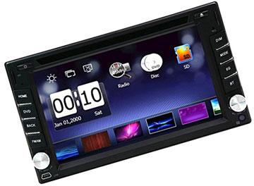 Autoradio-Multimedia-Automotive-2-din