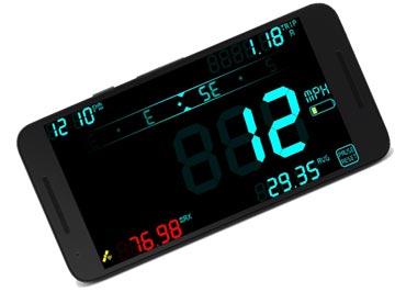 DigiHUD-Speedometer