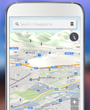 GPS-Android-Be-on-Road