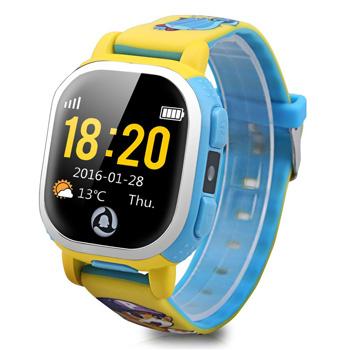 Tencent-QQ-Smartwatch-Pulsera-de-Reloj-Infantil