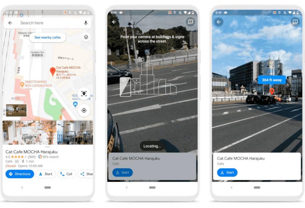 Cómo usar Google Maps en tiempo real