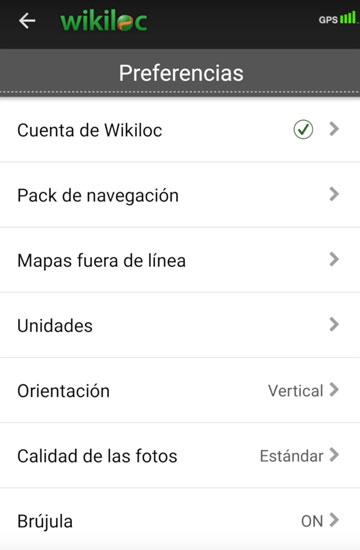 configurar-preferencias-wikiloc
