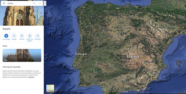 mapa-satelital-españa-google-maps