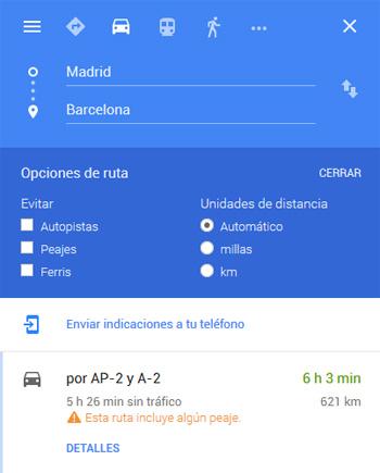 opciones-de-ruta-en-coche-google-maps
