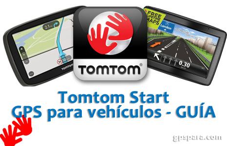▷ Comprar Navegador GPS TomTom Start 50 40 25 60 [GUIA] y