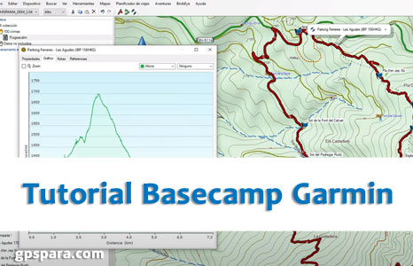 tutorial garmin basecamp